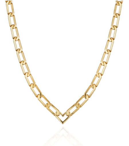 Jenny Bird Alma Chain - Gold
