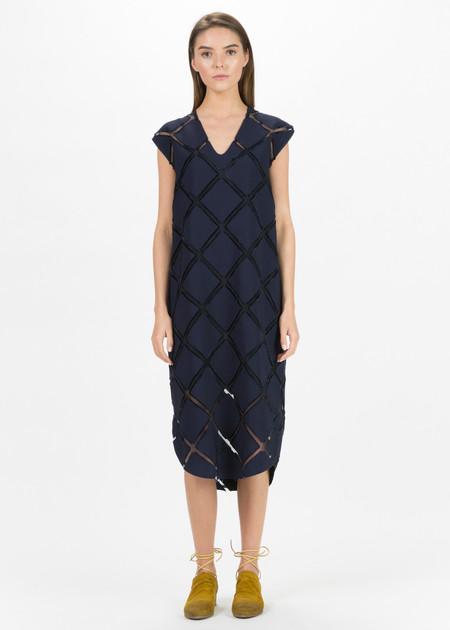 SCHAI Drappo Lean Dress