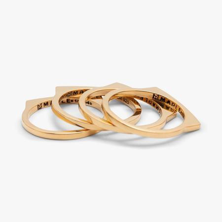 MAPLE Stackable Ring - gold