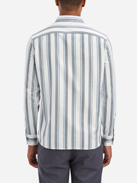 O.N.S M. Fulton Engineered Stripe Shirt