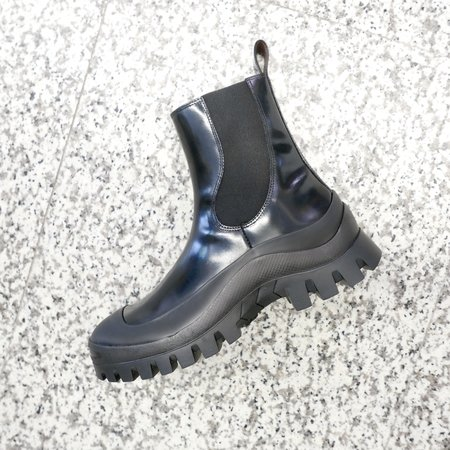 Rejina Pyo Imogen Boot Leather - Black