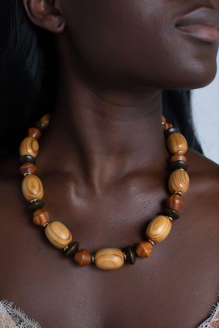 Serendipitous Project Boho Necklace