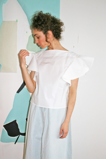 WHIT WAVE TOP