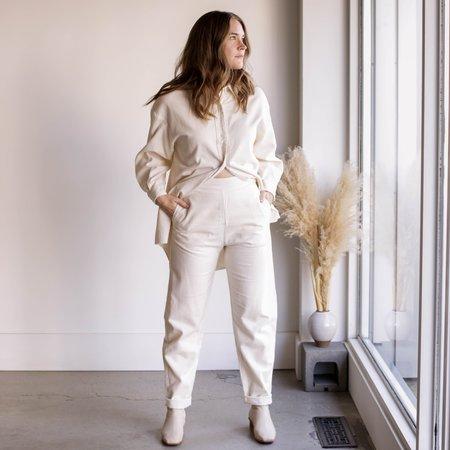 Atelier Delphine Tangier Pant - Cream
