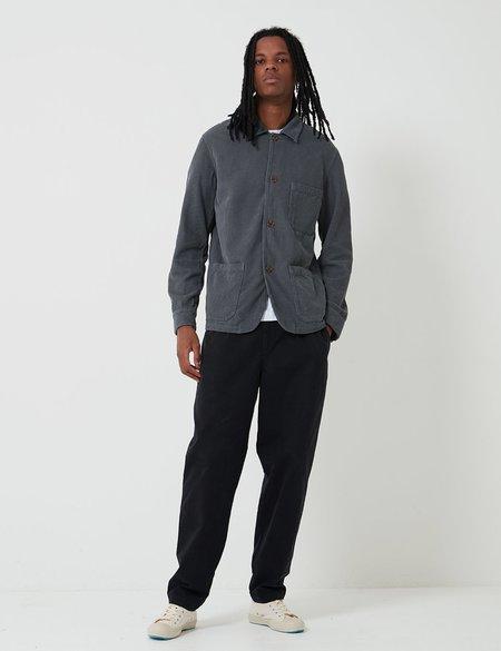Portuguese Flannel Labura Corduroy Jacket - Grey