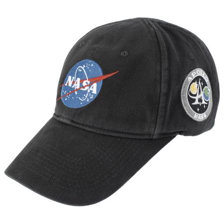 Balenciaga Baseball Cap with NASA Logo