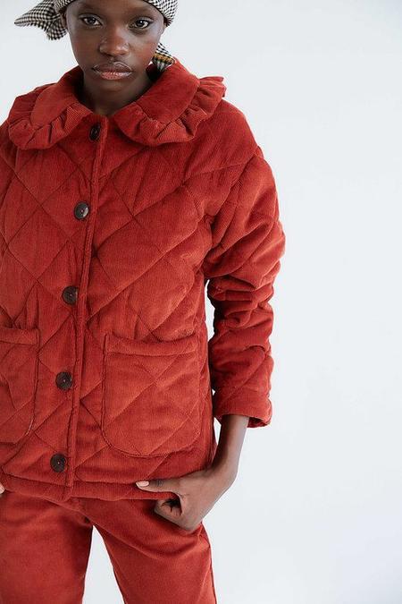 Tach Clothing Opal Jacket - Rust