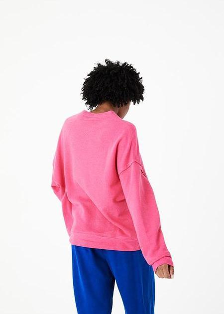 Back Beat Co. Hemp Fleece Sina Sweatshirt - Virtual