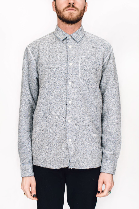 Soulland Logan Shirt Grey