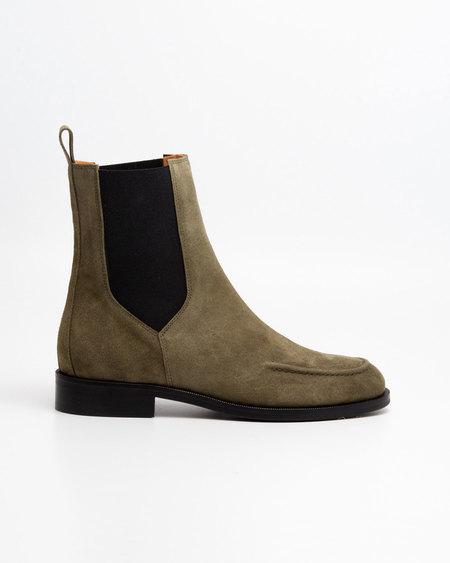Naguisa Bai boots - Green