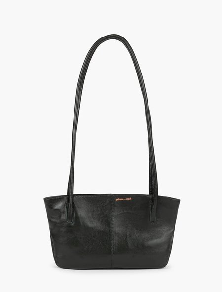 Paloma Wool Samuela Leather Bag - Dark Green