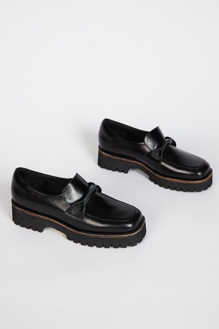 """""""INTENTIONALLY __________."""" HEFT shoes - Black"""