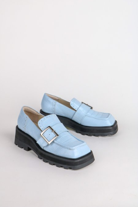 """""""INTENTIONALLY __________."""" TORONTO shoes - Baby Blue"""
