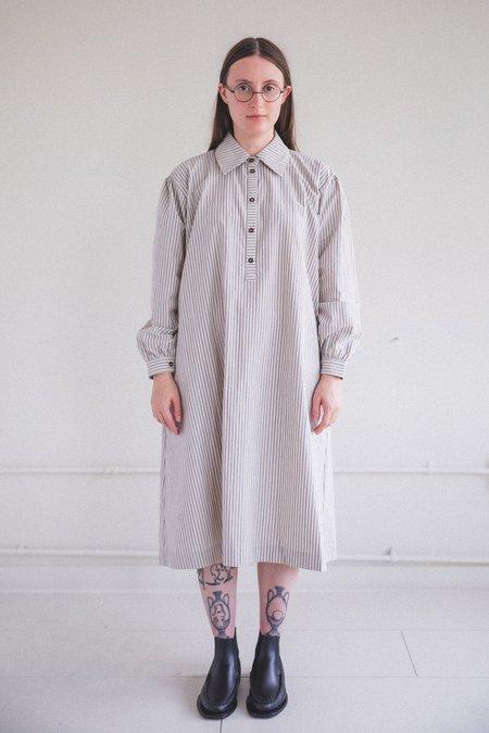 Cawley Studio Sara Cotton Dress - Stripe