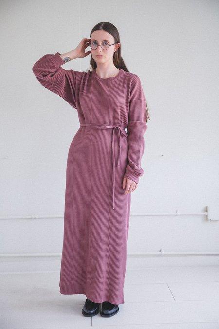 Baserange Shaw Kaftan Dress - Cuka Brown