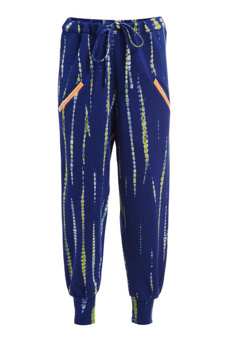 Abacaxi Blueprint Jogger Pants