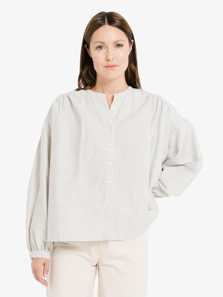 LAUDE the Label Francoise Top - Thin Stripe