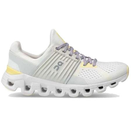 ON Running Women's Cloudswift Shoes  - White / Limelight