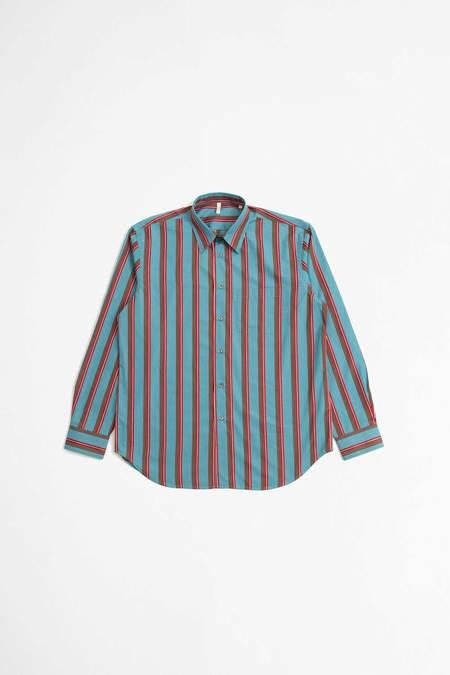 Sunflower Adrian shirt - red stripes