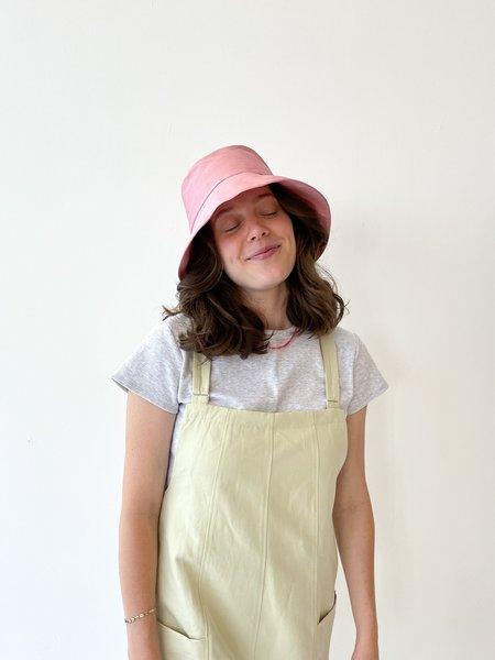 Odeyalo Chasse Et Pêche Bucket Hat - Pink Macaroon