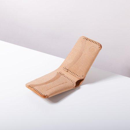 Foxtrot Studio Bifold Reverse wallet - Natural Series