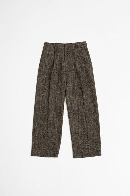Dries Van Noten Parton pants - dark brown