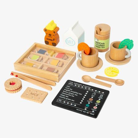 kids Make Me Iconic Tea Set Extension Kit toy