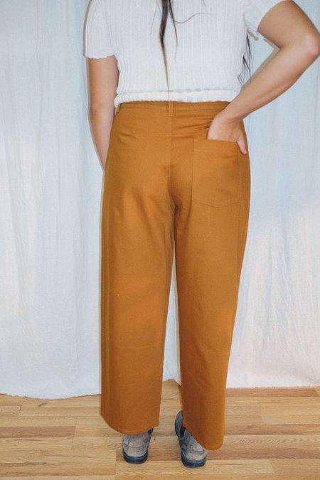 Kowtow  Worker Jeans - brown