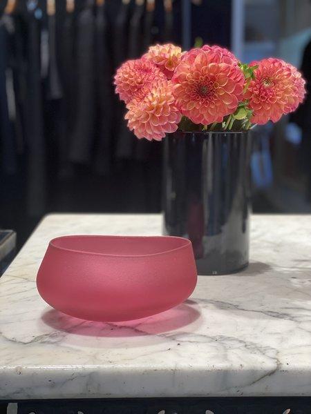 Jeff Goodman Topography Bowl - Pink