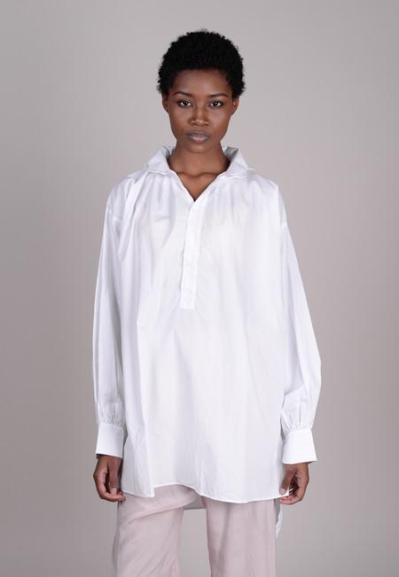 Gallego Desportes Red Cross Shirt - White