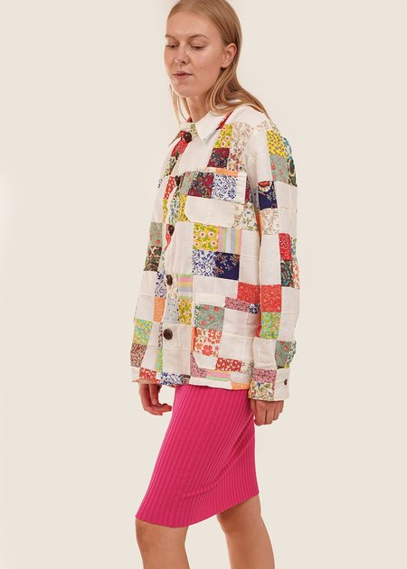 The Series May Quilted Chore Shirt