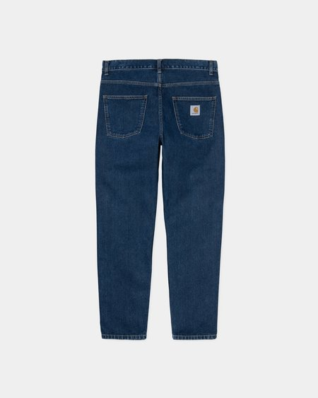 CARHARTT WIP Newel Pant - Blue Stone Wash