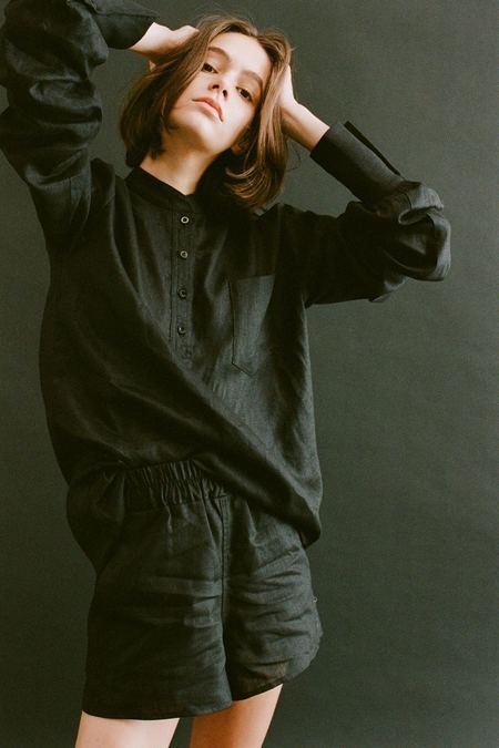 Wellington Factory Millie Shorts - Black