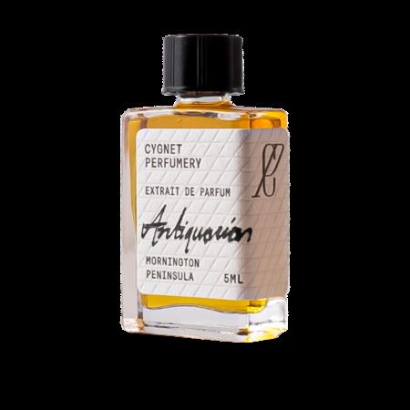 Cygnet perfumery Antiquarian parfum