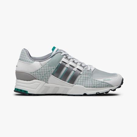 adidas Consortium x Livestock EQT Running Support 93 Shoes - Grid