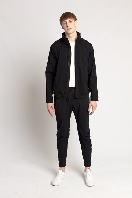 Reigning Champ Black Woven Stow Away Jacket