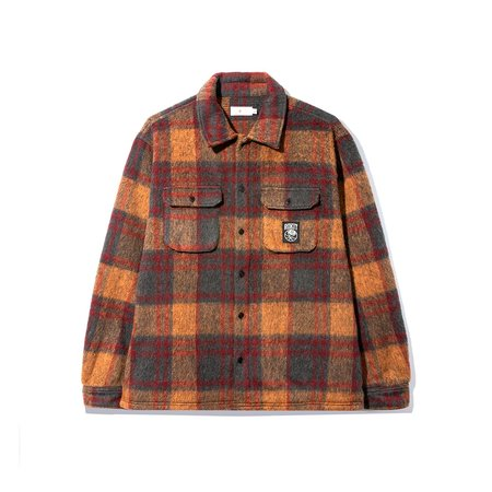 Rokit Disruption Flannel Shirt - Multi