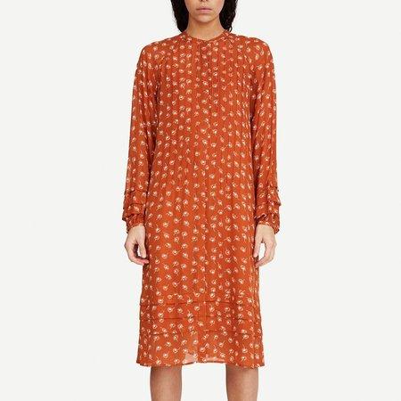 Samsoe Samsoe- Elma Shirt Dress Aop