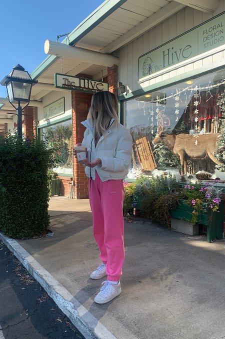 Bella Joggers | Pink Taffy