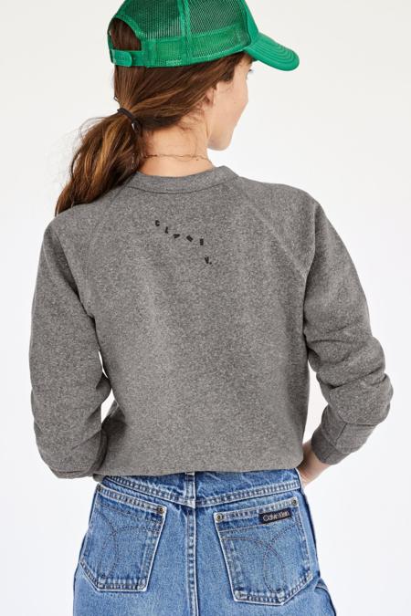 Clare Vivier Masculin & Feminin Sweatshirt - Grey