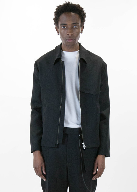 CMMN SWDN Wessly Casual Zip Jacket