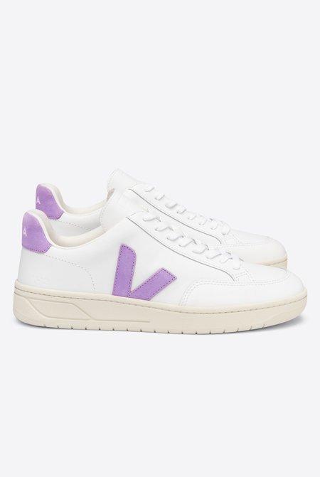 VEJA V-12 Extra Sneakers - White Lavender