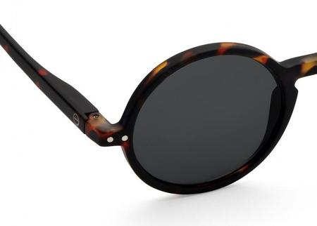 Unisex Izipizi Gray Lenses Sunglasses - Tortoise