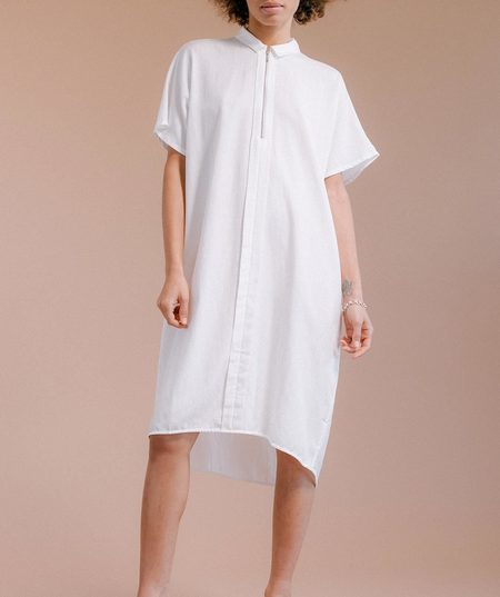 Won Hundred Kaira Zip Tee Dress