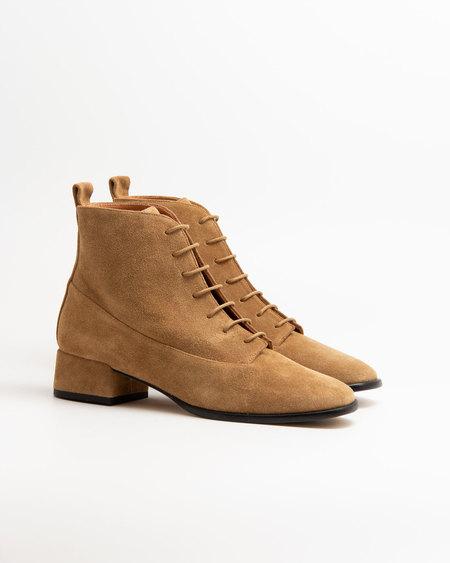 Naguisa Bellver boots - Brown