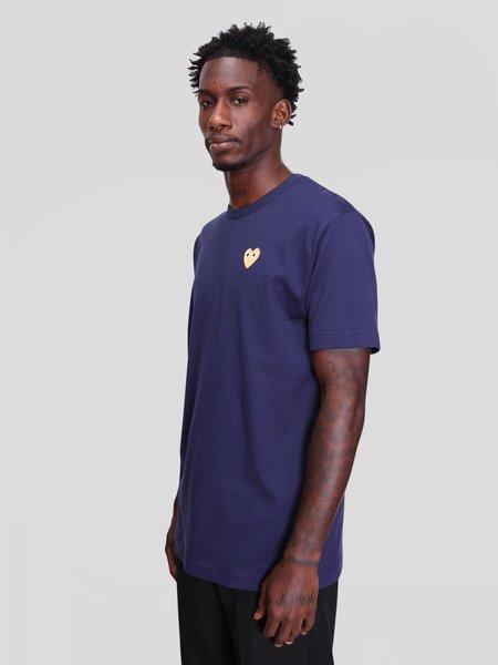 Comme des Garçons Play T-Shirt - Navy