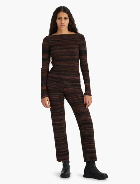 Paloma Wool Fabia Pant - Black