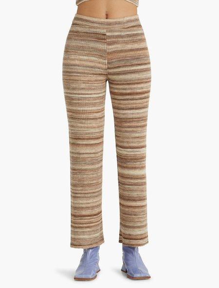 Paloma Wool Fabia Pant - Light Brown