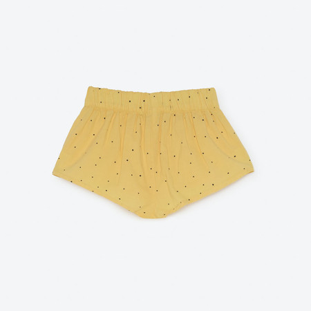 Kids The Animals Observatory Clam Shorts - Yellow Dots