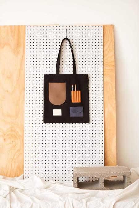 OAD x CW Pencils Collab Tote Bag - Neutrals III